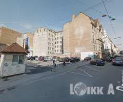 For rent land for commercial construction, Rīga, Centrs, Dzirnavu iela 78/80 (ID: 2498)
